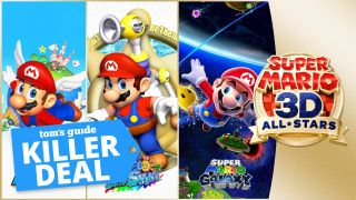 Super Mario 3D All Stars feature