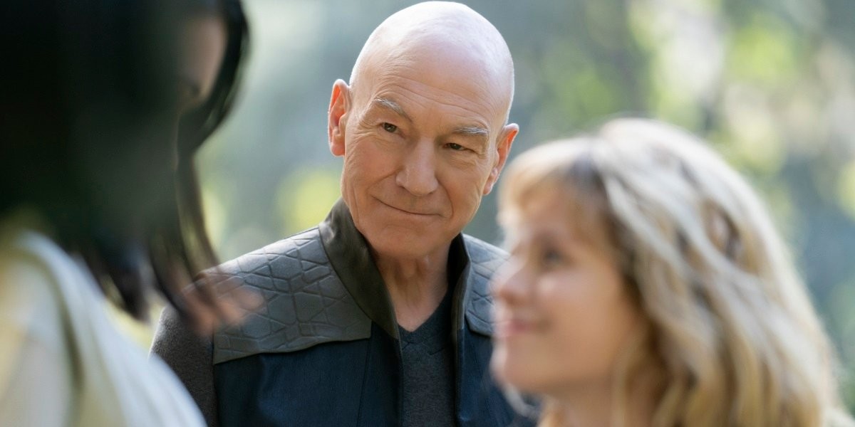 Jean-Luc Picard Star Trek: Picard CBS All Access