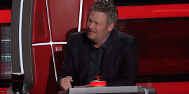 The Voice: Watch Blake Shelton's Awesome Display of Tough Love After 'Frustrating' Battle Performance