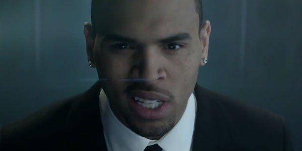 """Chris Brown """"Turn Up the Music"""" Music Video"""