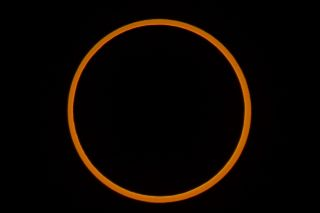 The solar eclipse of May 20, 2012