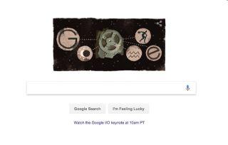 Antikythera Google Doodle