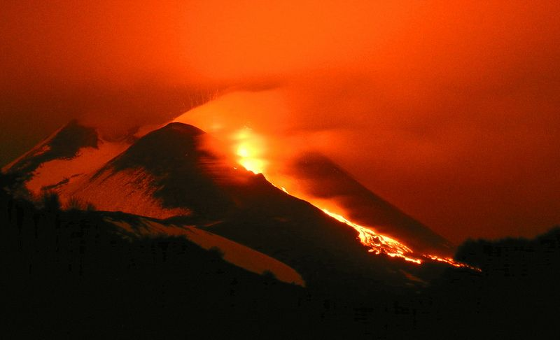 Mount Etna Facts About Volcano S Eruptions Live Science
