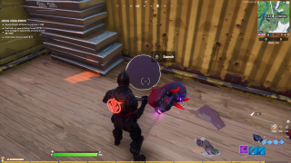 Fortnite balls of yarn locations Catty Corner