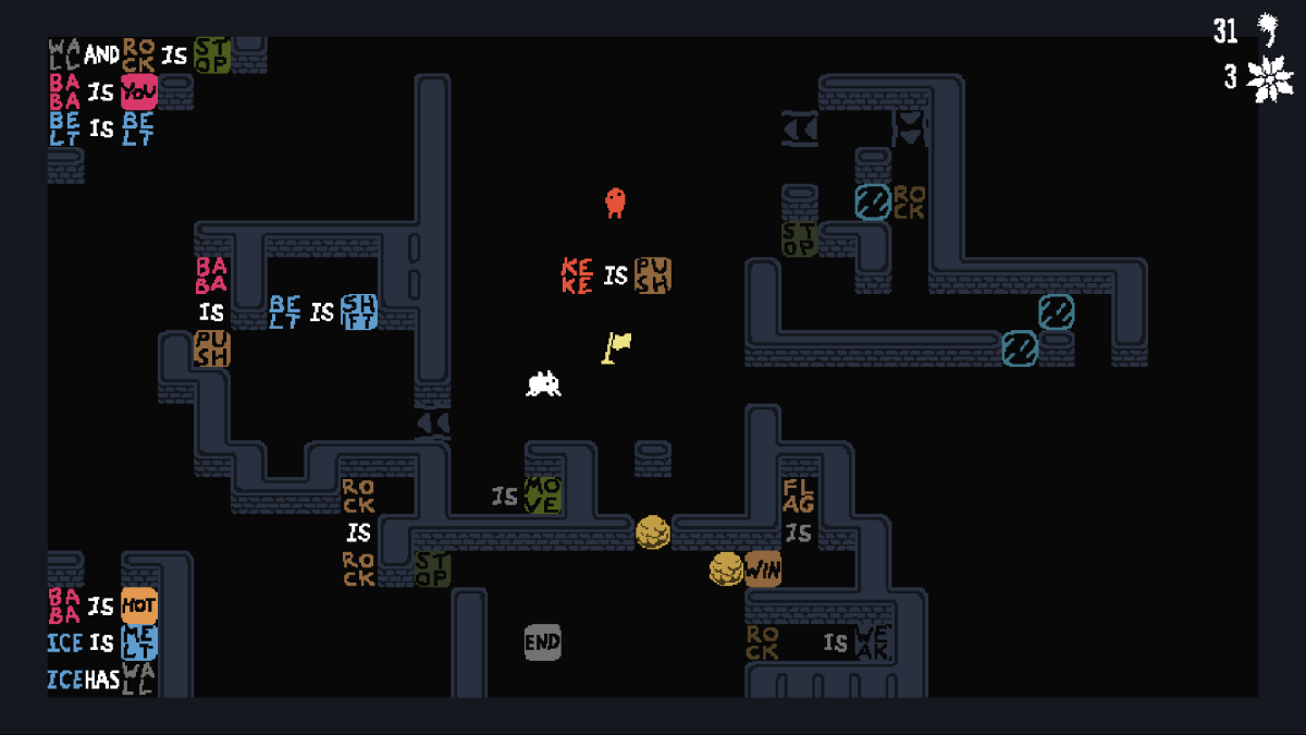 Baba Is You, one of the best puzzle games of the year, to get even better in 2020 as a level editor arrives