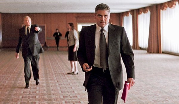 Michael Clayton George Clooney Michael walks away triumphant