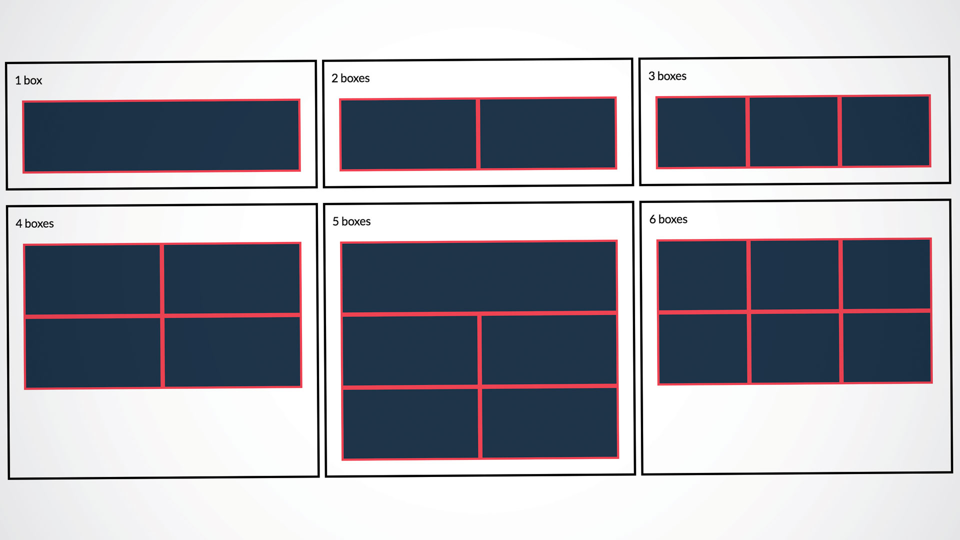 Create quantity specific CSS styles and layouts