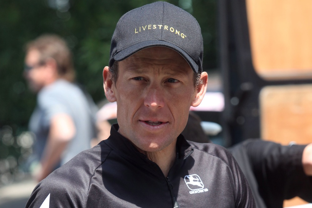 lance armstrong dating now