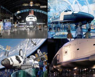 NASA space shuttles
