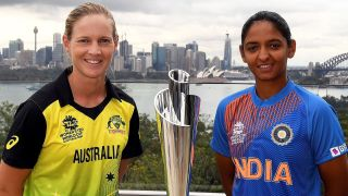 Australia vs India live stream free watch T20 women's world cup final online