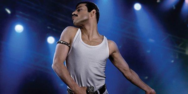 Rami Malek is Freddie Mercury in Bohemian Rhapsody