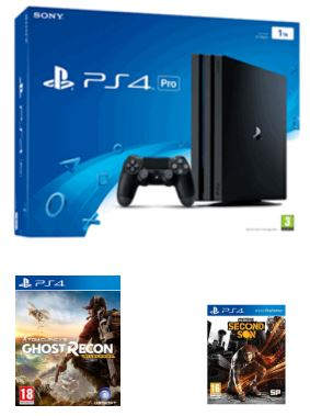 9b03da53f4b considering the best price for a standalone PS4 Pro is £350