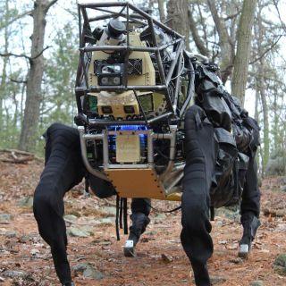 DARPA robots, Boston Dynamics