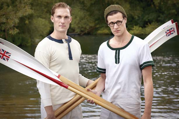 Matt Smith: 'I'd never set foot in a boat before'