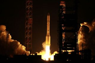 SES-4 Communications Satellite Launch