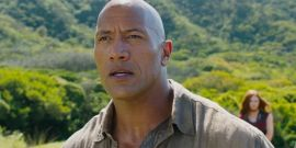 The Rock Reveals Cool Connection Between Jumanji And The Jurassic Park Franchise