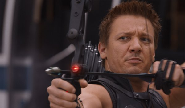 You and I remember Budapest very differently The Avengers Hawkeye