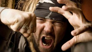 Max Cavalera of Sepultura