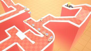 Hamster racing!