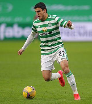 Celtic v Aberdeen – Scottish Premiership – Celtic Park