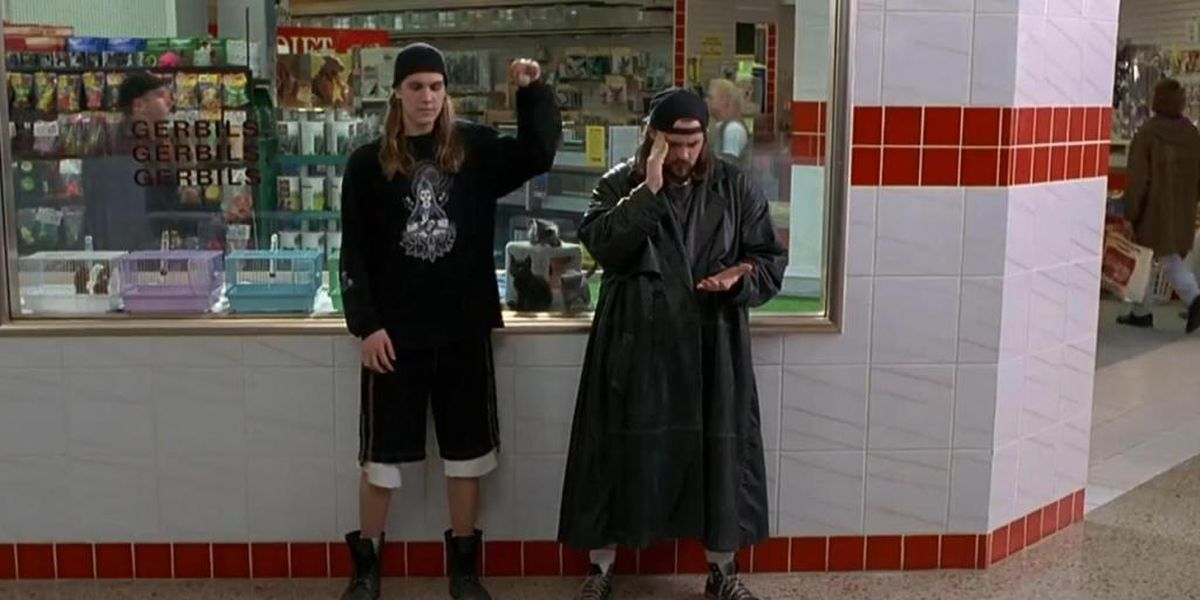 Kevin Smith Is Already In Love With One Mallrats 2