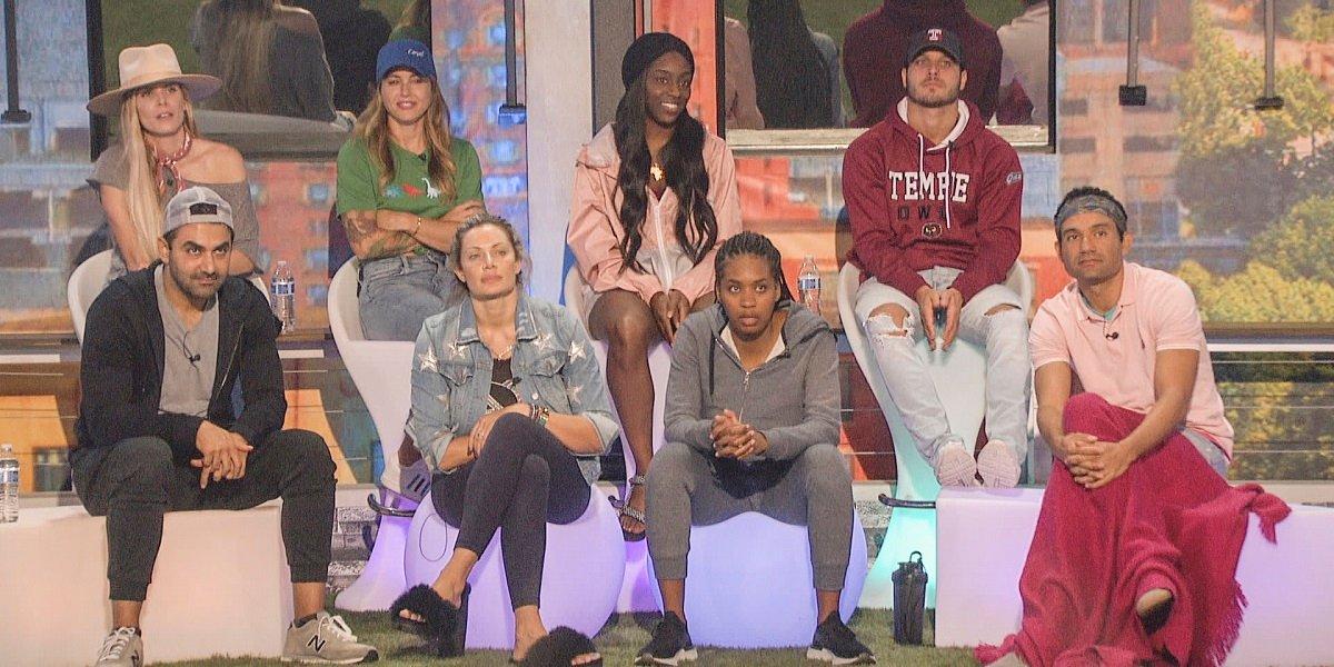 Big Brother All-Stars CBS