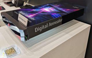 Digital Annealer on show (Image credit: Mike Moore)