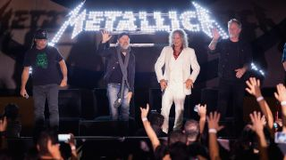 Metallica meet fans at Mexico City Q&A