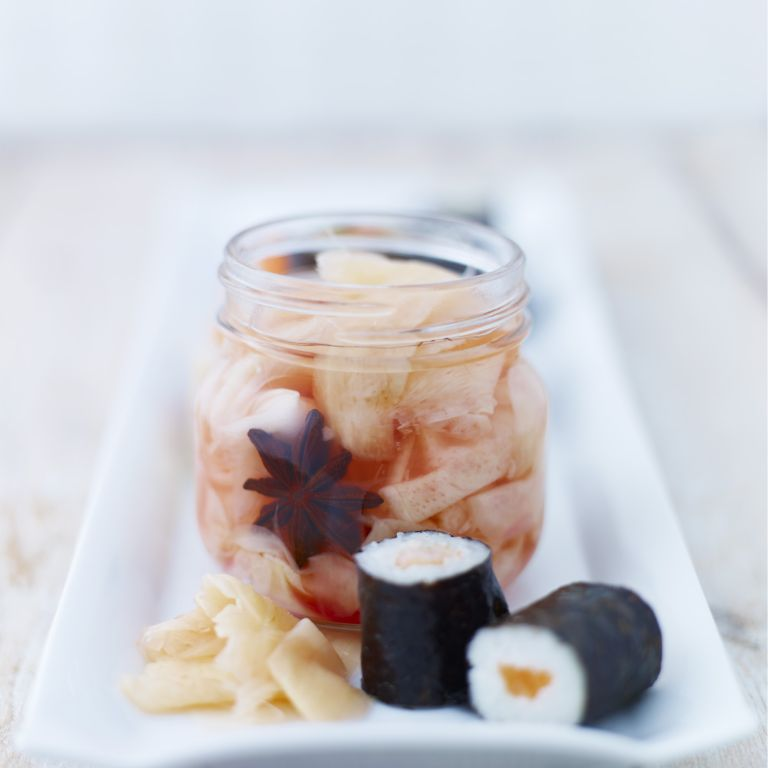 photo of Chinese pickled ginger