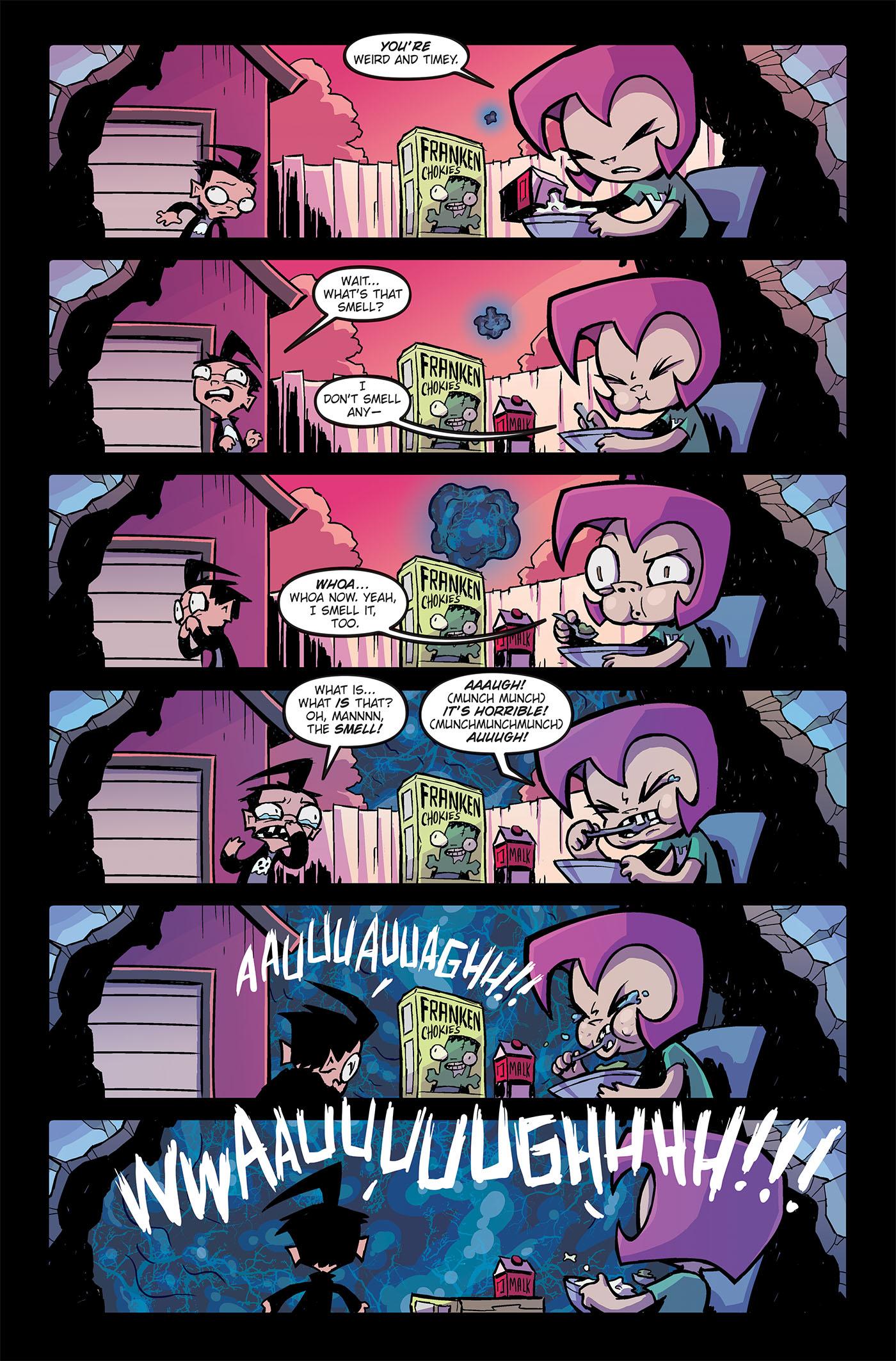 Invader ZIM: El horror de Dookie Loop
