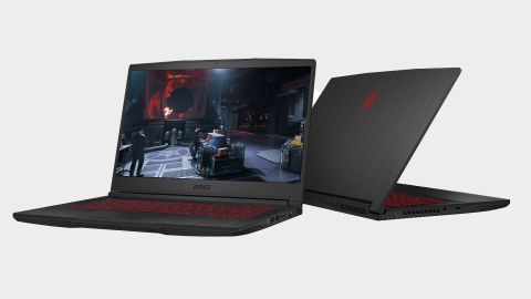 MSI GF65 THIN gaming laptop