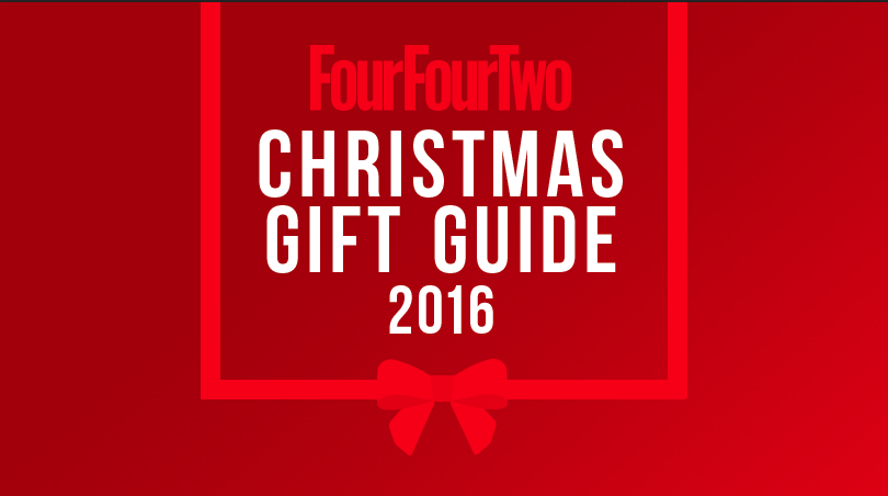 FourFourTwo's 2016 Christmas Gift Guide: 52 brilliant