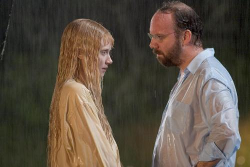 Lady in the Water - Bryce Dallas Howard & Paul Giamatti