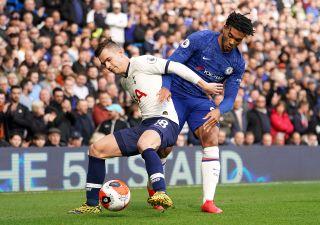 Chelsea v Tottenham Hotspur – Premier League – Stamford Bridge