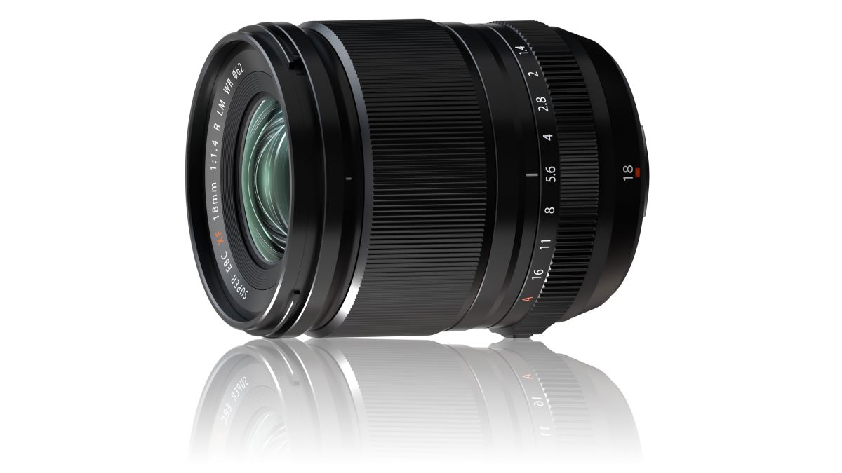 Fujifilm releases the FujinonXF18mm F1.4 R LM WR, its latest wide-angle X-mount prime
