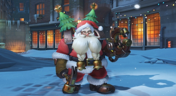 Blizzard Giving Away Loot Boxes Christmas 2020 Blizzard Is Giving Out Christmas Gifts In Overwatch   CINEMABLEND
