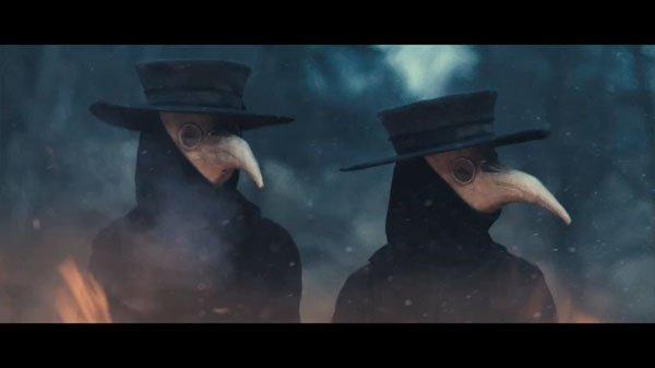 Solomon Kane Trailer With Screencaps, Sort Of #1846