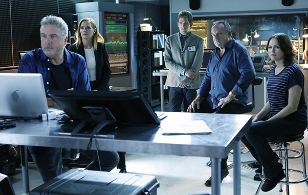 CSI Crime Scene Investigation series revival