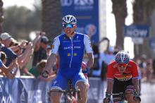Marcel Kittel gets off the mark in 2017