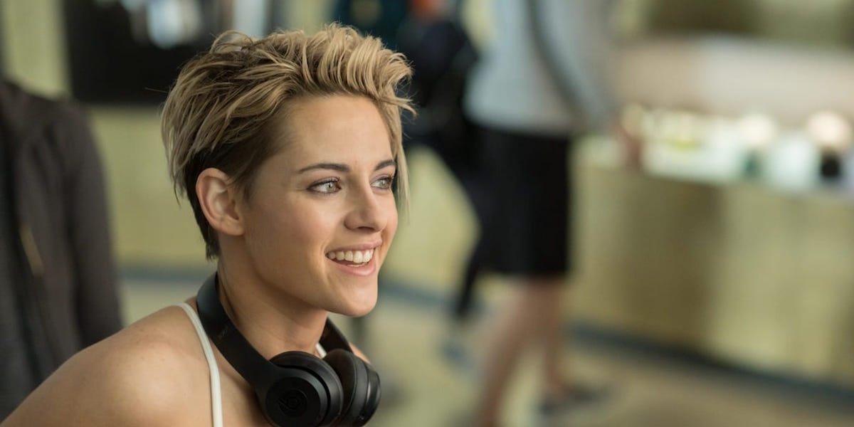 Kristen Stewart in Charlie's Angels