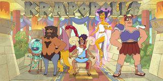 Krapopolis on Fox