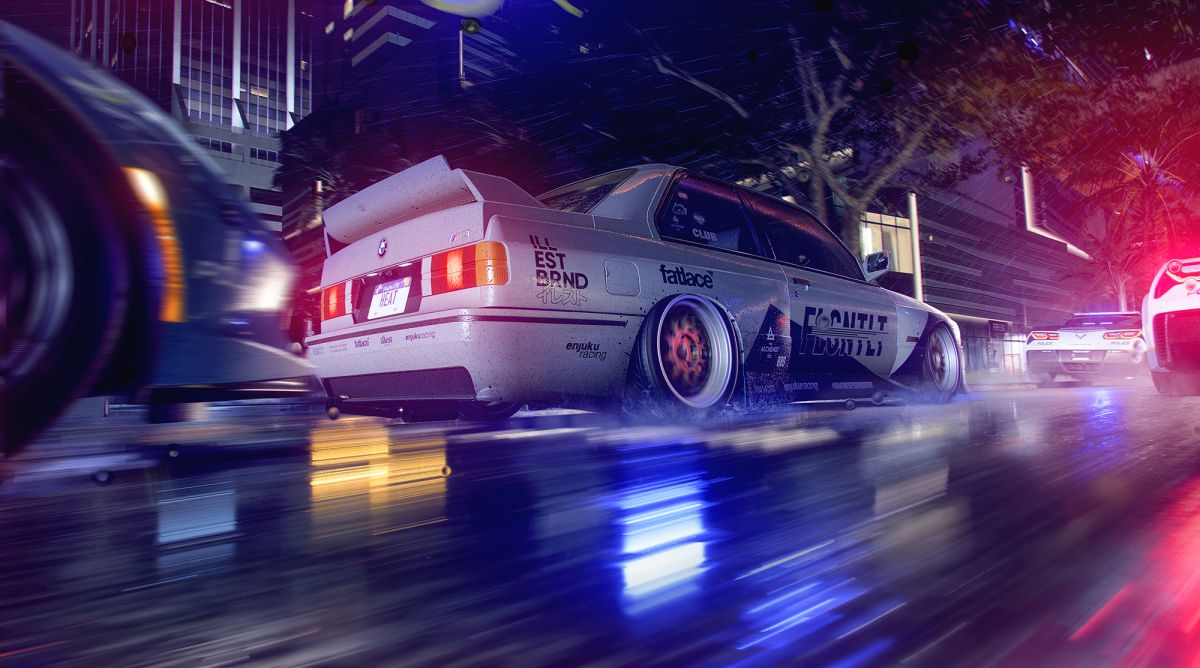 NFS Heat is the best Need for Speed in a decade