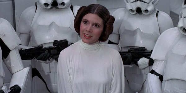 carrie fisher vk