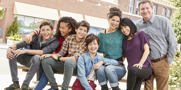 Andi Mack cast, Disney Channel
