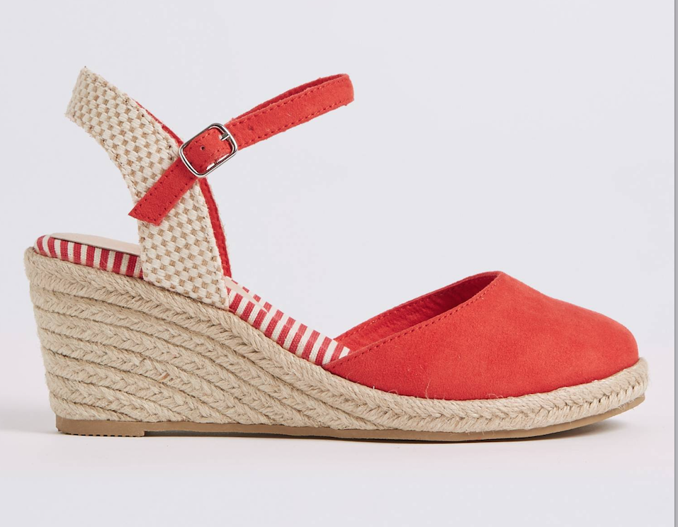 819e41f1d03 Stylish summer wedges you need to add to your wardrobe from just £12