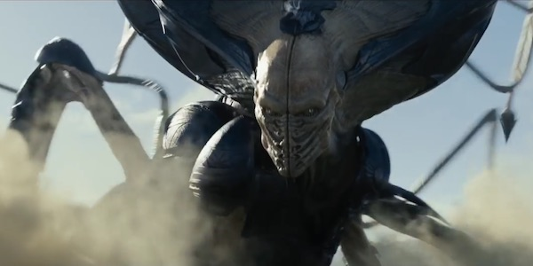 New Independence Day: Resurgence TV Spot Reveals The ...