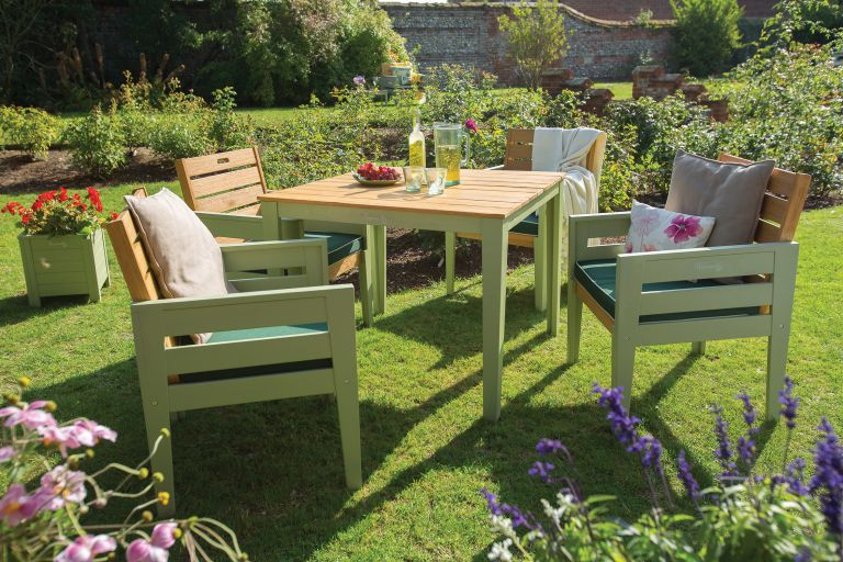 Best Wooden Garden Furniture Modern And Classic Styles To Suit Every Space Gardeningetc