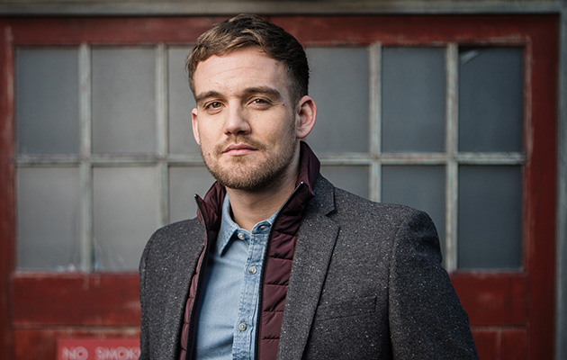 Ali Coronation Street, played by James Burrows