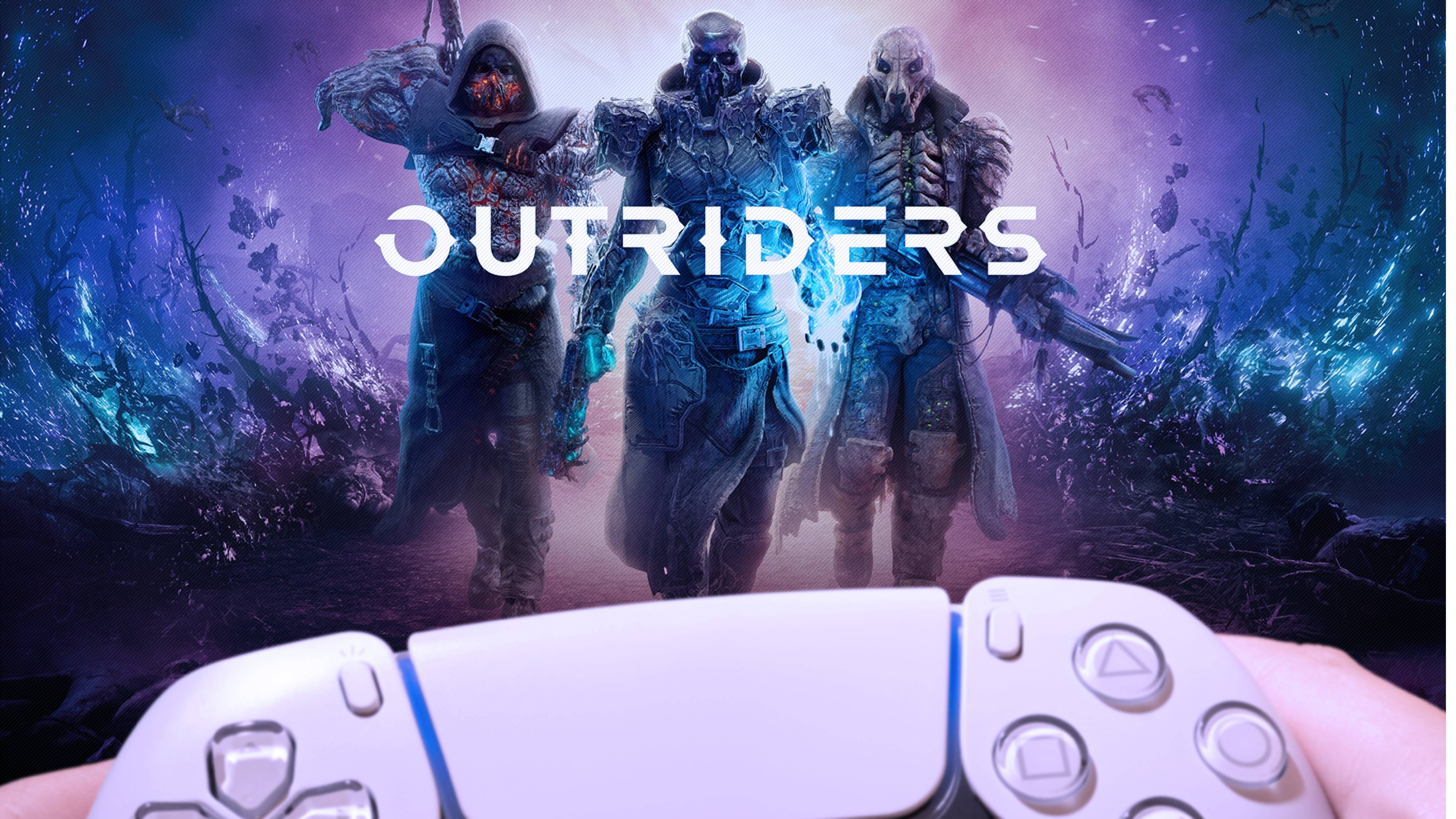 Outriders on PS5