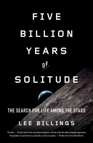 'Five Billion Years of Solitude' Book